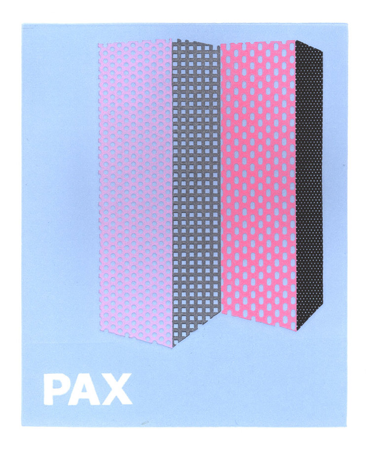 Graphic Studio Dublin: Pax