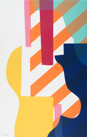 Graphic Studio Dublin: Maser, Translation XVII