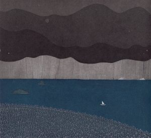 Graphic Studio Dublin • Yoko Akino: Graphic Studio Dublin: View from Dursey Island