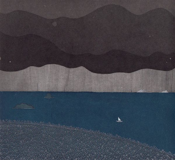 Graphic Studio Dublin: Yoko Akino, View from Dursey Island