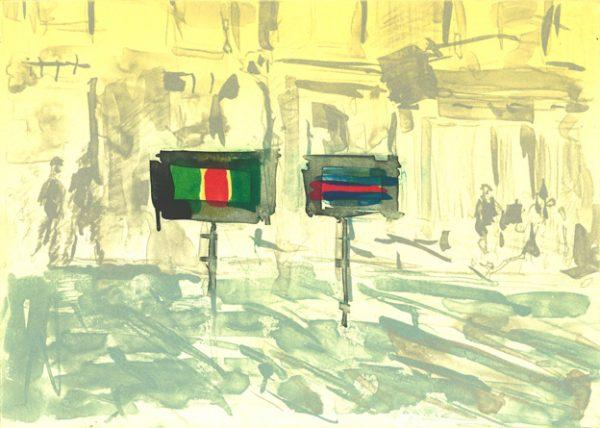 Graphic Studio Dublin: Diana Copperwhite, Synchronicity