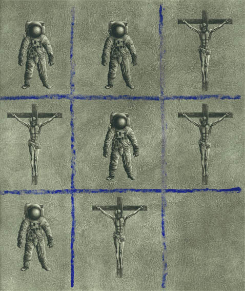 Graphic Studio Dublin: Astronauts & Crosses