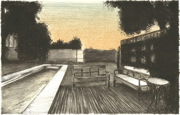 Graphic Studio Dublin: Michael Timmins, Garden of Morpheus
