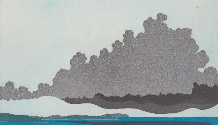Clouds passing, Garranes