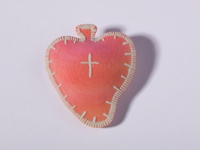 Geraldine O'Reilly, 3D Print