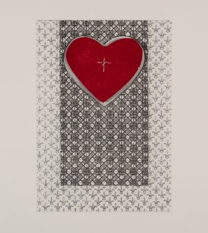 Graphic Studio Dublin • Geraldine O'Reilly: Geraldine O'Reilly, My Hearts Delight