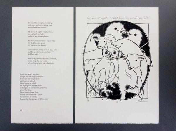 Graphic Studio Dublin: Liam O'Broin, Theo Dorgan & Liam O Broin