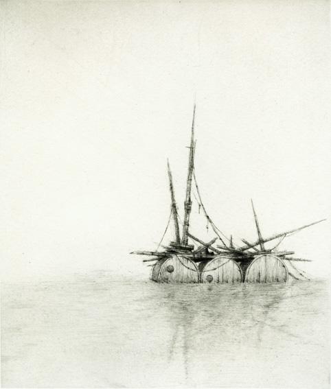 Lar Nyberg, Raft