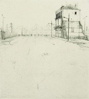 Graphic Studio Dublin •Lars Nyberg: Guild Street