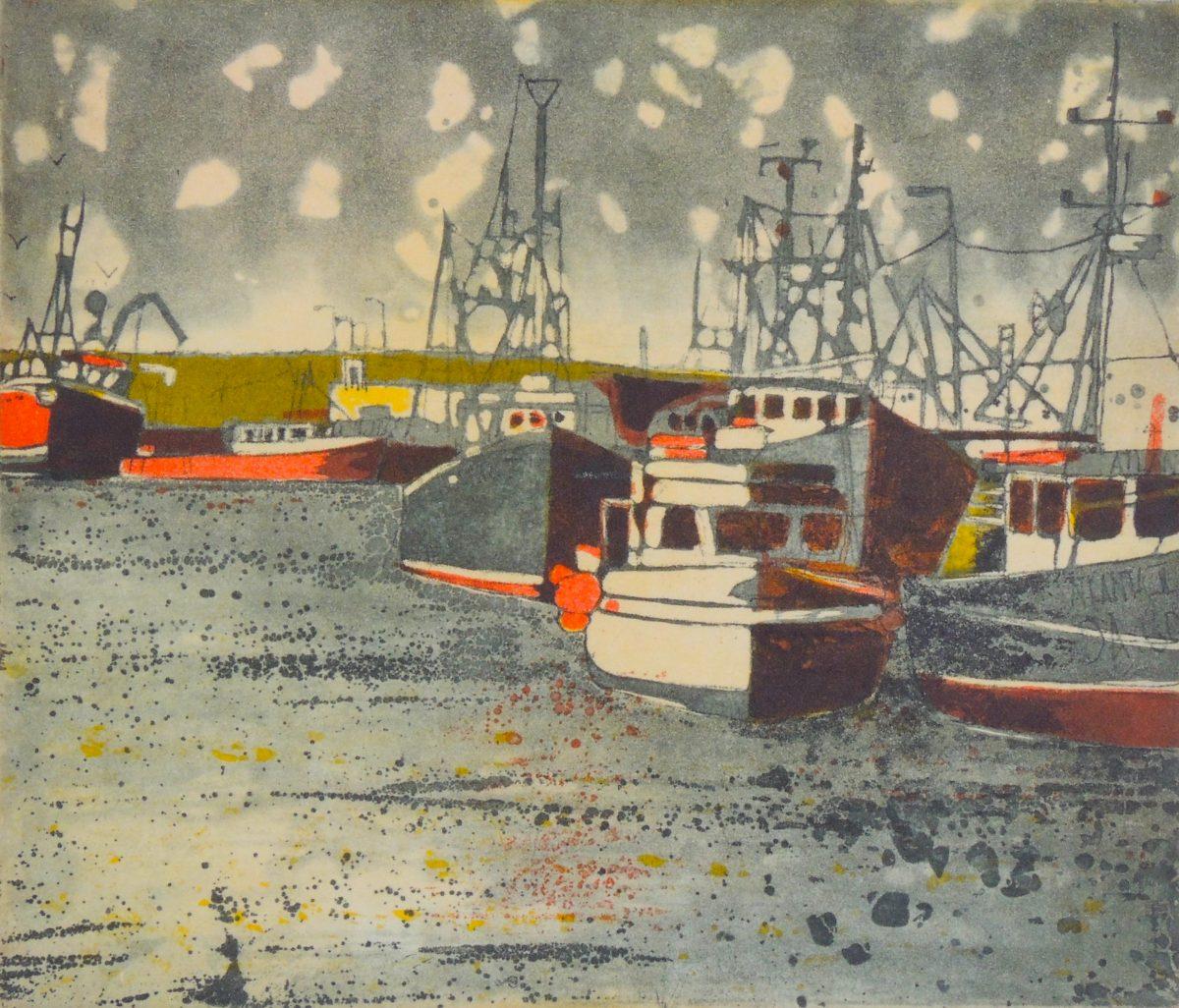 Mary Grey, Skerries Harbour VI