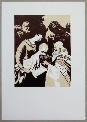 Graphic Studio Dublin •Mary Plunkett: Noel