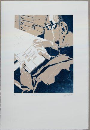 Graphic Studio Dublin •Mary Plunkett: Mary Plunkett The Circle and the Swords