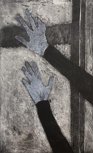 Graphic Studio Dublin •Niamh McGuinne: Noli Me Tangere copy