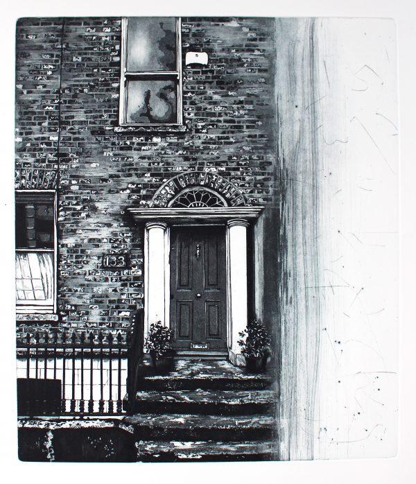 Graphic Studio Dublin: Aoife Scott, Pearse Street