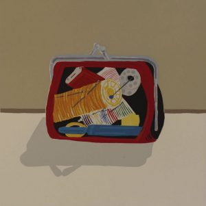 Graphic Studio Dublin • Siobhan Hyde: Mothers-purse
