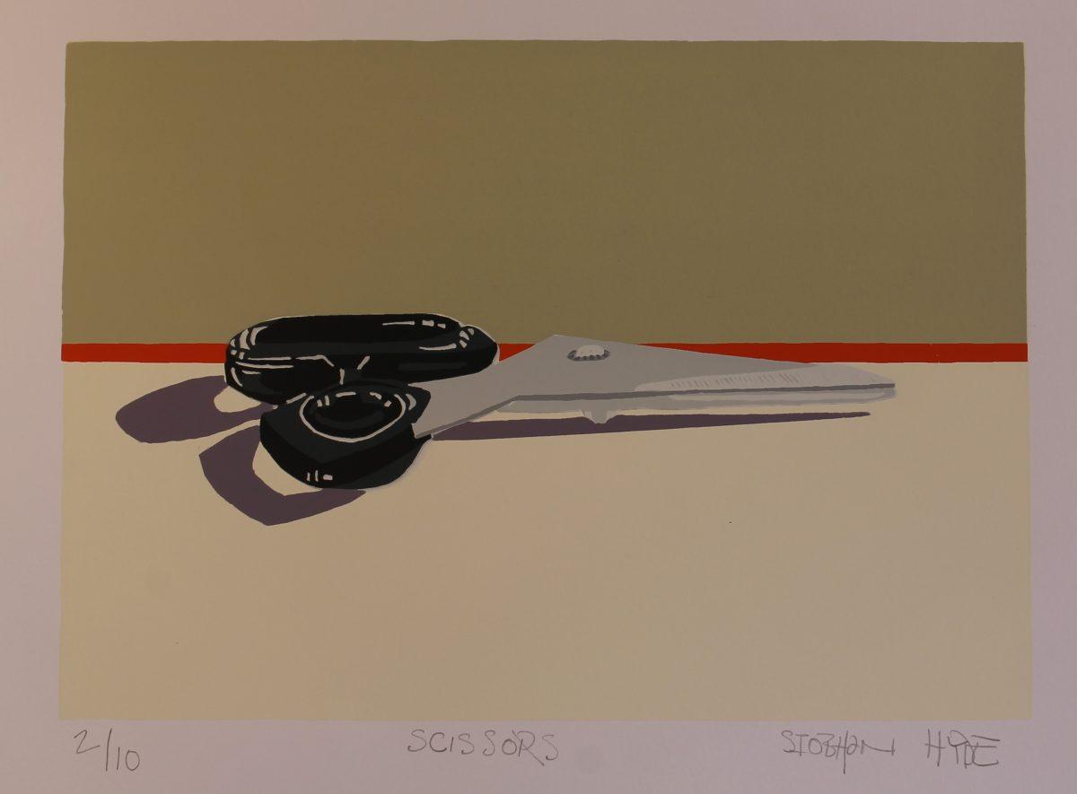 Siobhan Hyde, Scissors