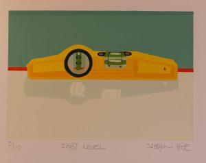 Graphic Studio Dublin •Siobhan Hyde: Graphic Studio Dublin: Spirit Level