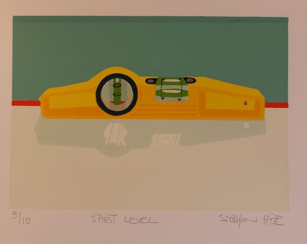 Graphic Studio Dublin: Siobhan Hyde, Spirit Level