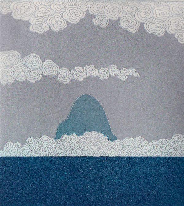 Graphic Studio Dublin: Yoko Akino, What hides in the fog