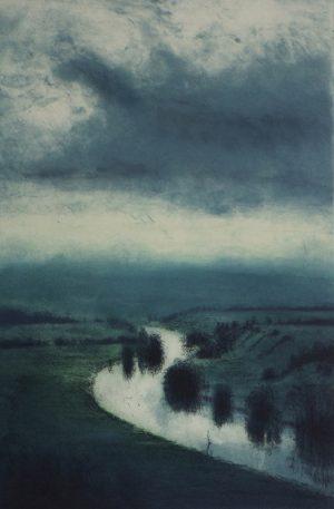 Ailbhe Barret, Boyne River, Slane