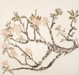Graphic Studio Dublin •Cliona Doyle: Apple Blossom