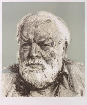 Graphic Studio Dublin • Colin Davidson: Michael Longley