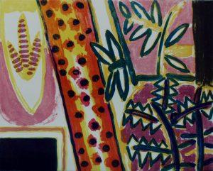 Graphic Studio Dublin •William Crozier: Garden