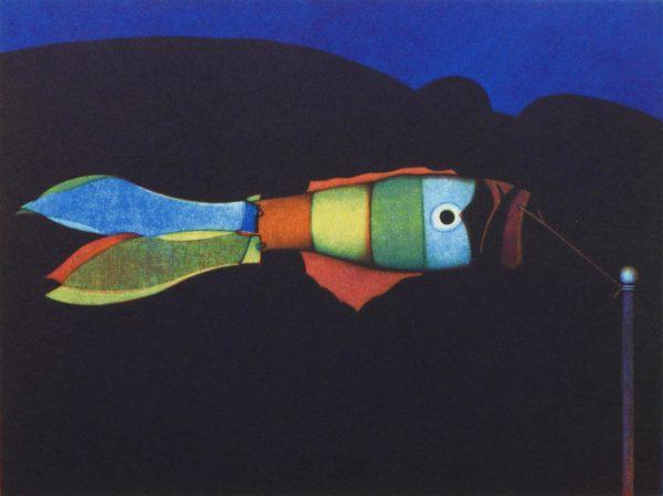 James McCreary, Night Flight