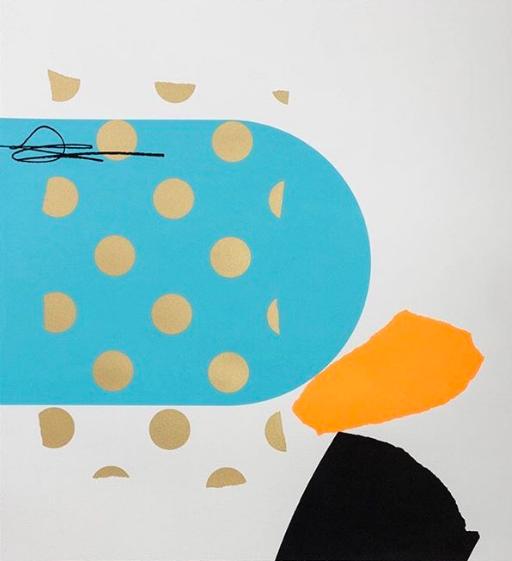 Graphic Studio Dublin: Shane O'Driscoll, Like Lightening
