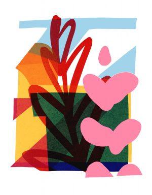 Graphic Studio Dublin •Maser: Maser B&A (heart)