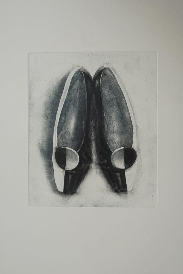 Graphic Studio Dublin: John Campion, Max Ballys