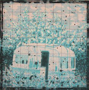 Graphic Studio Dublin •Niall Naessens: Abandoned Caravan