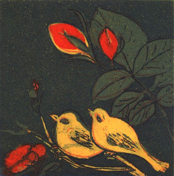 Ruth O'Donnell, Nightingale and Rose III