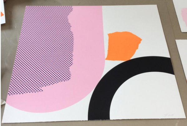 Graphic Studio Dublin: Shane O'Driscoll, The Only Constant is Change