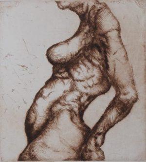 Graphic Studio Dublin •John Campion: Torso, John Campion