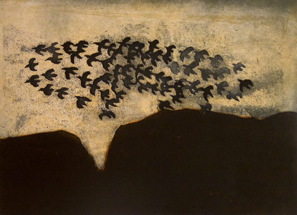 Vncent-Sheridan-print-etching-Autumn-Ravens