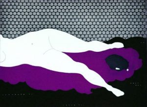 Graphic Studio Dublin •Yoko Akino: Poets WIfe
