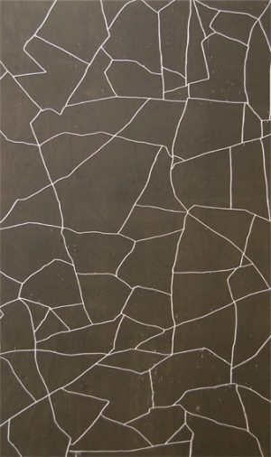 Graphic Studio Dublin • Tom Phelan: Line Drawing III woodblock Somerset Satin paper 85 x 141 cm edition of 12