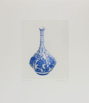 Graphic Studio Dublin • Ruth O'Donnell: Graphic Studio Dublin: A delicate blue