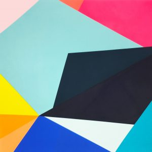 Graphic Studio Dublin • Frea Buckler: Graphic Studio Dublin: Points 4 (SOLD)