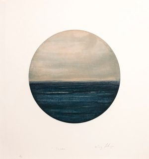 Graphic Studio Dublin • Mary Lohan: Graphic Studio Dublin: Ocean II