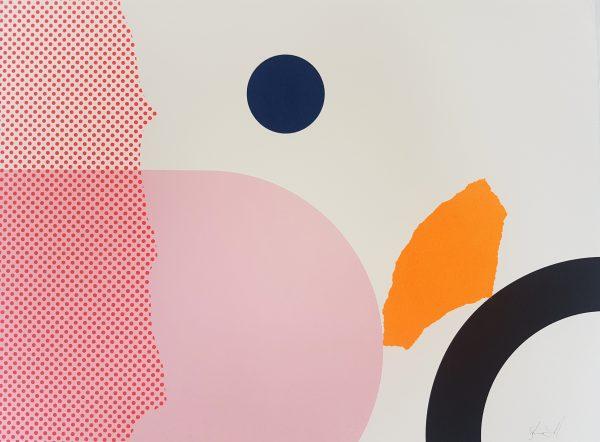 Graphic Studio Dublin: Shane O'Driscoll, Rhythm 13