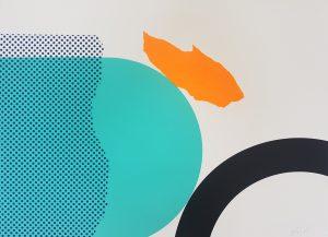 Graphic Studio Dublin •Shane O'Driscoll: ShaneO'Driscoll, Rhythm 12