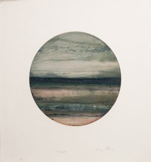 Graphic Studio Dublin: undefined Selection, Ocean III, Mary Lohan