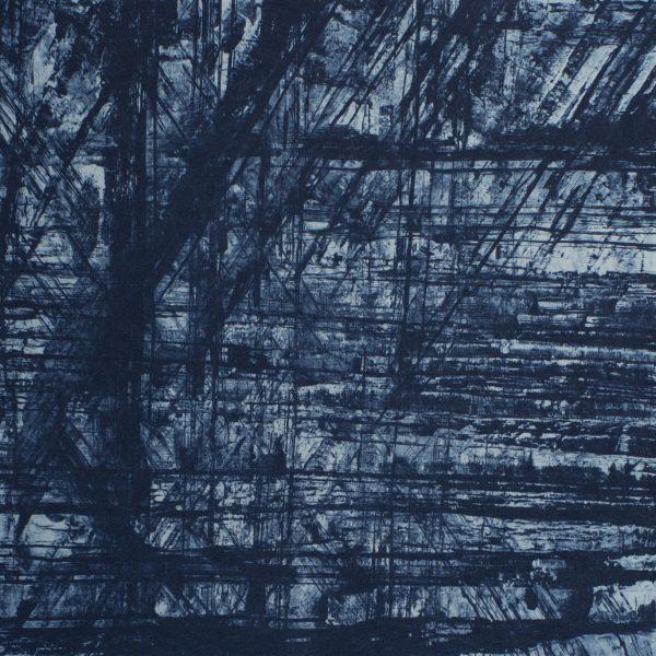 Matthew Gammon, Blue Abstract