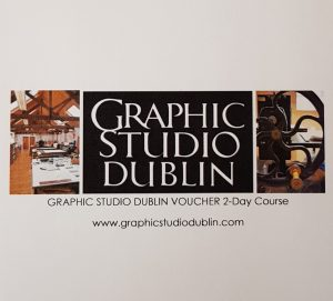 Graphic Studio Dublin: Gift Voucher - Two Day Course