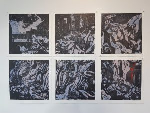 Graphic Studio Dublin: Michael Lyons, Massacre of the Innocents