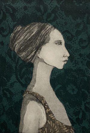 Graphic Studio Dublin •Marie-Louise Martin: Marie Louise Martin, Cornelia