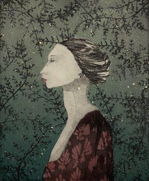 Graphic Studio Dublin •Marie-Louise Martin: Marie Louise Martin, Sybille