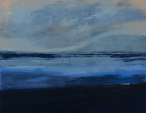 Graphic Studio Dublin • Mary Lohan: Graphic Studio Dublin: Evening Sea